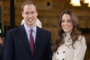 Сьогодні відбудеться весілля принца Уїльяма та Кейт Міддлтон