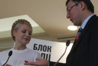 Луценко підтримає Тимошенко на виборах президента