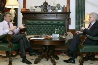 Литвин: імпічменту Ющенка не буде