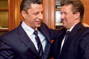 Бойко і Міллер продовжили обговорення ціни на газ для України