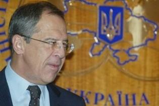 Российской министр иностранных дел прибудет в Украину
