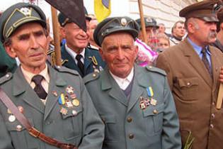 Ющенко признал воинов ОУН-УПА борцами за независимость