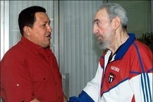 Чавес подарував Фіделю Кастро на день народження сардини і шоколад