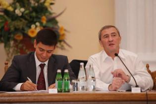 Ющенко звільнив п'ятьох заступників Черновецького