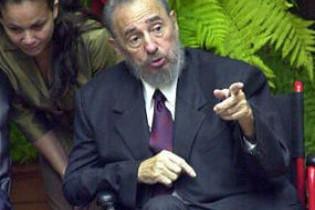 Фідель Кастро провів семигодинні переговори з Уго Чавесом
