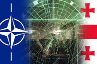 НАТО контролирует воздушное пространство Грузии