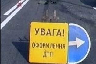 На Николаевщине водитель микроавтобуса заснул за рулем, есть жертвы
