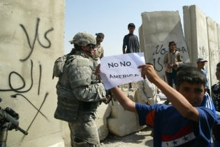 Власти Ирака не согласились оставить в стране американских солдат