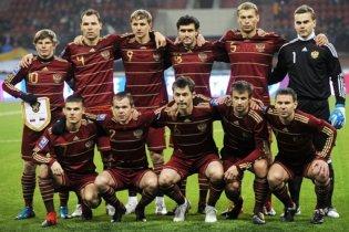 Российским футболистам обещана премия за победу над Арменией