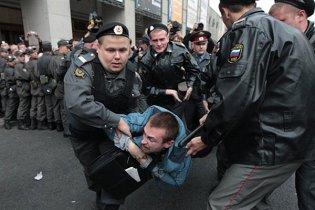 У Росії за участь у мітингах пропонують саджати