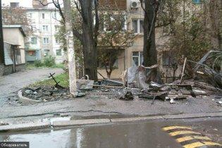 В Василькове взорвался киоск, где продавали кур-гриль