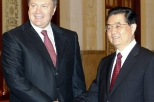Янукович: Украина всегда придерживалась политики единого Китая