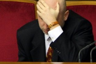 Турчинов: украинцы проголосовали ногами против регионалов