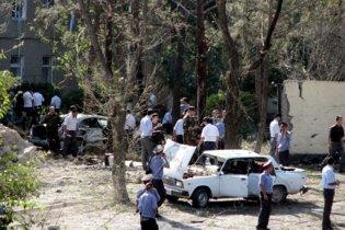 МВД в Таджикистане взорвал террорист-смертник