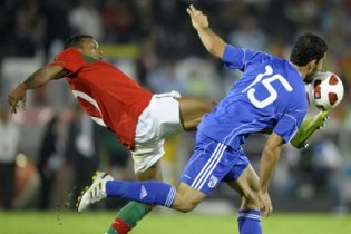Португалия и Кипр устроили грандиозное футбольное шоу