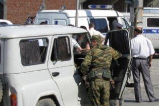 Серия терактов в России