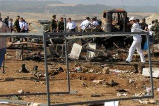 Теракт в России: смертник взорвал себя у милицейской базы
