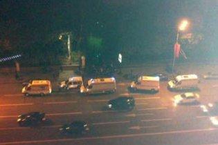 В Москве празднование Дня города закончилось кровопролитием (видео)