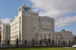 За напад на російське посольство у Білорусі затримали шістьох людей
