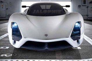 Рассекречен вид самого мощного автомобиля в мире