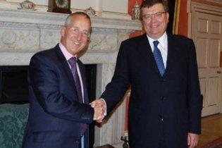 Великобританія має намір підтримувати євроінтеграцію України