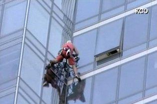 """В США арестовали """"человека-паука"""""""