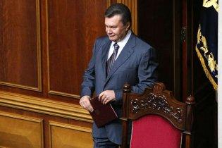 Янукович прийшов до Верховної ради