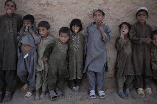 В Афганістані діти потрапили під перехресний вогонь НАТО і талібів