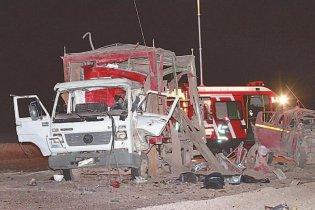 В Чили подорвался грузовик со взрывчаткой