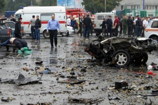 Затримано організатора вибуху у Владикавказі