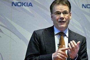 Nokia уволила генерального директора
