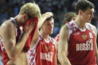 США бьют Россию на чемпионате мира по баскетболу