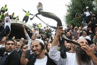 В Израиле арестовали 400 хасидов, вернувшихся из Украины