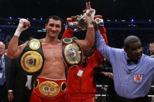 Владимир Кличко проведет еще один бой в 2010 году