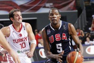 США впервые за 16 лет выиграли чемпионат мира по баскетболу