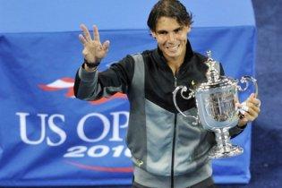 Надаль впервые в карьере выиграл US Open