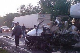 На Харьковщине в результате ДТП погибли 6 человек