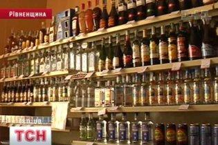 Самая дешевая водка будет стоить 25 гривен