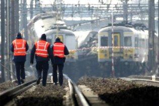 У Бельгії зіткнулися два пасажирські потяги