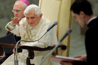 Папе Римскому подарили валенки