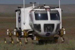 NASA провело в Аризоне тест-драйв марсоходов