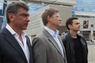 """Російська опозиція об'єдналася в коаліцію """"За Росію без свавілля та корупції"""""""