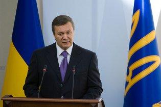 Янукович поклявся не нав'язувати свою Конституцію