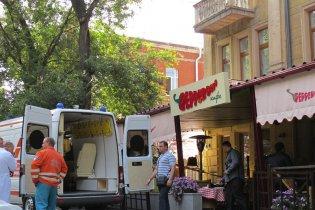 В Днепропетровске произошло покушение на известного бизнесмена