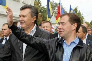 Янукович и Медведев встретятся на курорте