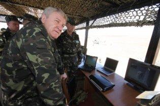 Міністр оборони Єжель отримав від ГПУ наганяй за скритність