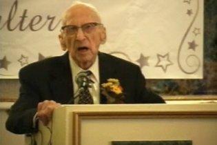 Самому старому мужчине в мире исполнилось 114 лет