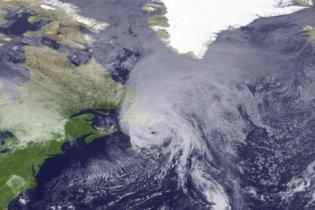"""На Ньюфаундленді через наближення урагану """"Ігор"""" введений режим НС"""