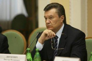 Янукович назвал свободу слова в Украине болезнью