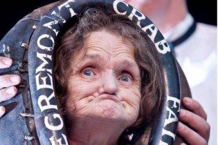 Самая страшная женщина в мире наконец попала в Книгу Гиннесса